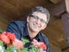 Pressekonferenz in Ellmau am Originaldrehort mit dem Schauspieler Hans Sigl alias Bergdoktor Dr. Martin Gruber, 2010-06-11, Portrait; im Bild (v.l.n.r.): Hans Sigl alias Bergdoktor Dr. Martin Gruber ; Foto: Roland Muehlanger