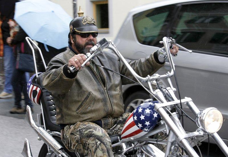 Harley Davidson Treffen Faaker See